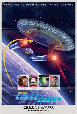 Star Trek: Lower Decks - sezon 1 / Star Trek: Lower Decks - season 1