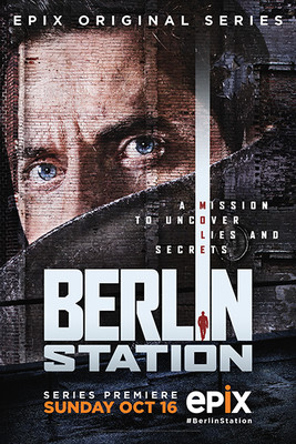 Stacja Berlin - sezon 3 / Berlin Station - season 3