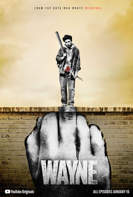 Wayne - sezon 1 / Wayne - season 1