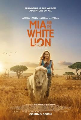 Mia i biały lew / Mia et le lion blanc