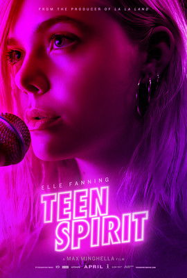 Moja gwiazda: Teen Spirit / Teen Spirit