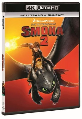 Jak wytresować smoka 2 / How to Train Your Dragon 2