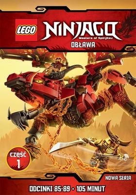 Lego Ninjago: Obława. Część 1. Odcinki 85-89