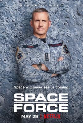 Siły Kosmiczne - sezon 1 / Space Force - season 1