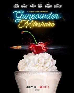Zabójczy koktajl / Gunpowder Milkshake