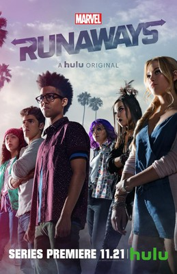 Marvel's Runaways - sezon 3 / Marvel's Runaways - season 3