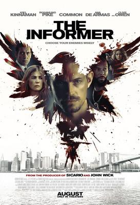 3 sekundy / The Informer