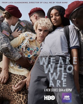 We Are Who We Are - sezon 1 / We Are Who We Are - season 1