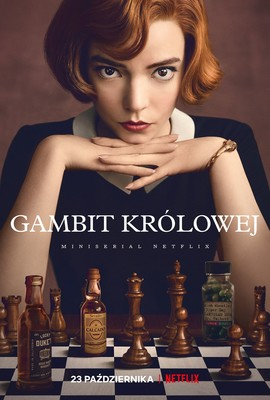 Gambit królowej - miniserial / The Queen's Gambit - mini-series