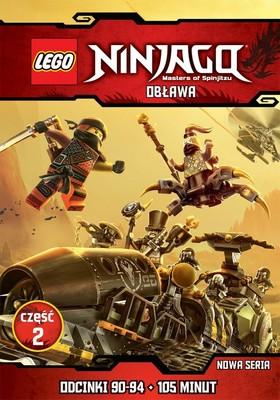 Lego Ninjago: Obława. Część 2. Odcinki 90-94