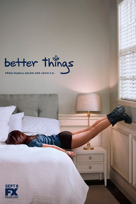 Lepsze życie - sezon 4 / Better Things - season 4