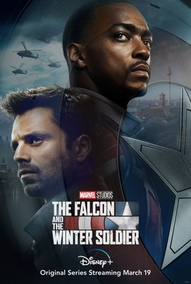 The Falcon and The Winter Soldier - sezon 1 / The Falcon and The Winter Soldier - season 1