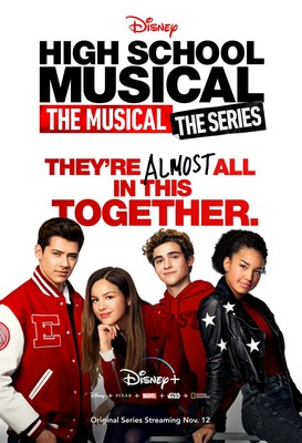 High School Musical: The Musical: The Series - sezon 1 / High School Musical: The Musical: The Series - season 1