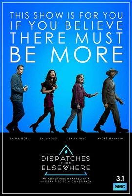 Dispatches From Elsewhere - sezon 1 / Dispatches From Elsewhere - season 1