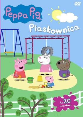 Peppa Pig. Piaskownica