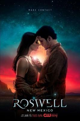 Roswell, w Nowym Meksyku - sezon 2 / Roswell, New Mexico - season 2