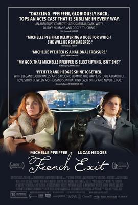 Francuskie wyjście / French Exit