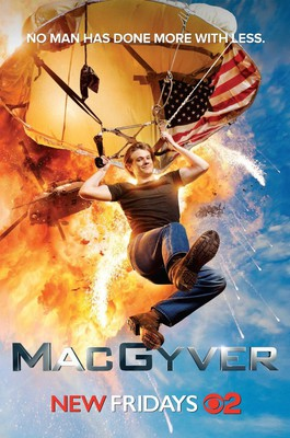 MacGyver - sezon 4 / MacGyver - season 4