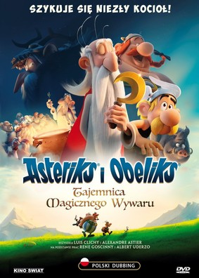 Asteriks i Obeliks. Tajemnica magicznego wywaru / Asterix: The Secret Of The Magic Potion