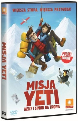 Misja Yeti / Nelly et Simon - Mission Yéti