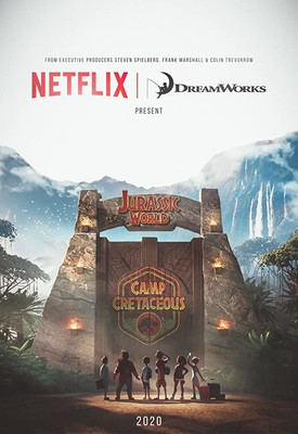 Park Jurajski: Obóz Kredowy - sezon 1 / Jurassic World: Camp Cretaceous - season 1