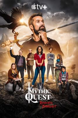 Mythic Quest: Raven's Banquet - sezon 1 / Mythic Quest: Raven's Banquet - season 1