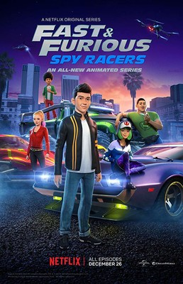 Fast & Furious: Spy Racers - sezon 1 / Fast & Furious: Spy Racers - season 1
