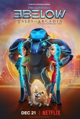 3 nie z tej ziemi: Opowieści z Arkadii - sezon 2 / 3Below: Tales of Arcadia - season 2