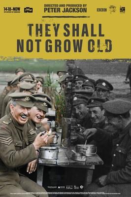 I młodzi pozostaną / They Shall Not Grow Old