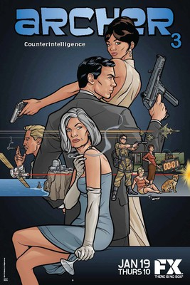 Archer - sezon 11 / Archer - season 11