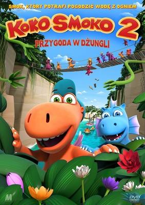 Koko Smoko 2: Przygoda w dżungli / Coconut The Little Dragon: Into The Jungle