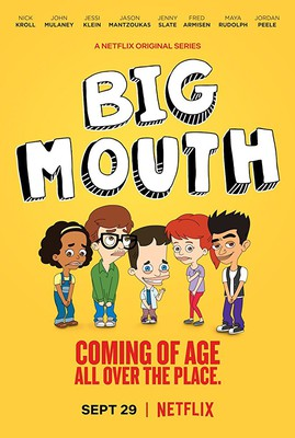 Big Mouth - sezon 4 / Big Mouth - season 4