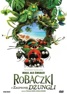 Robaczki z Zaginionej Dżungli / Minuscule - Les mandibules du bout du monde