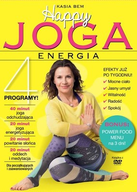 Happy Joga. Energia