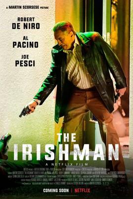 Irlandczyk / The Irishman