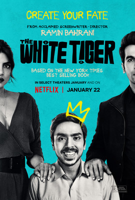 Biały tygrys / The White Tiger