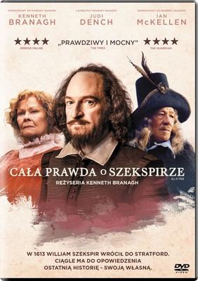 Cała prawda o Szekspirze / All Is True