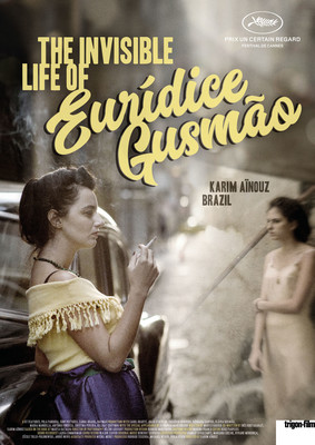 Niewidoczne życie sióstr Gusmao / A Vida Invisível de Eurídice Gusmão