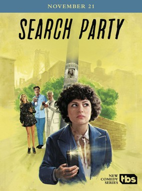Tropiciele - sezon 3 / Search Party - season 3