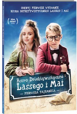 Biuro detektywistyczne Lassego i Mai: Pierwsza tajemnica / Lassemajas Detektivbyra-det Forsta Mysteriet