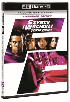 Szybcy i wściekli: Tokio Drift / The Fast and the Furious: Tokyo Drift