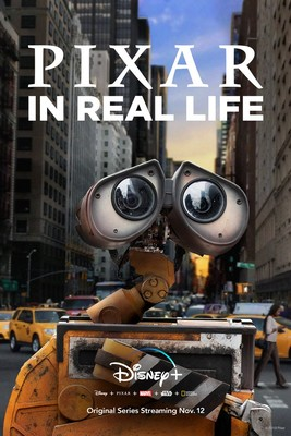 Pixar in Real Life - sezon 1 / Pixar in Real Life - season 1