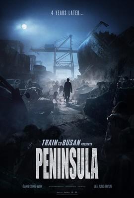 Zombie express 2: Półwysep / Train To Busan Presents: Peninsula
