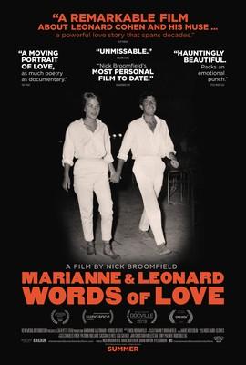 Marianne i Leonard: Słowa miłości / Marianne & Leonard: Words of Love