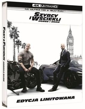 Szybcy i wściekli: Hobbs i Shaw / Fast and Furious Presents: Hobbs & Shaw