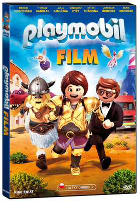 Playmobil: Film / Playmobil: The Movie