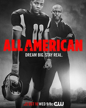All American - sezon 3 / All American - season 3