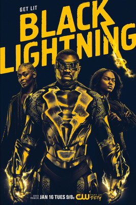 Black Lightning - sezon 4 / Black Lightning - season 4