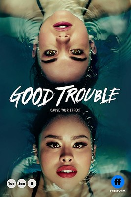 Good Trouble - sezon 3 / Good Trouble - season 3
