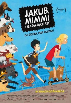 Jakub, Mimmi i gadające psy / Jēkabs, Mimmi un runājošie suņi